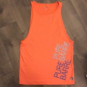 Pure barre workout tank